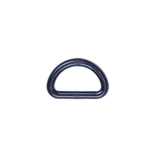 D Ring Plastic - 3/8 Inch