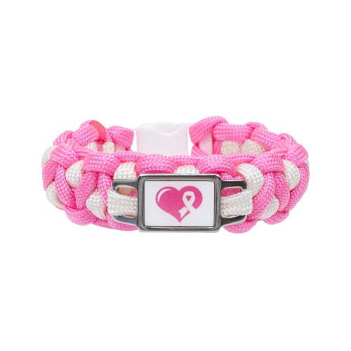 Breast Cancer Awareness - Solomon's Tongue Bracelet
