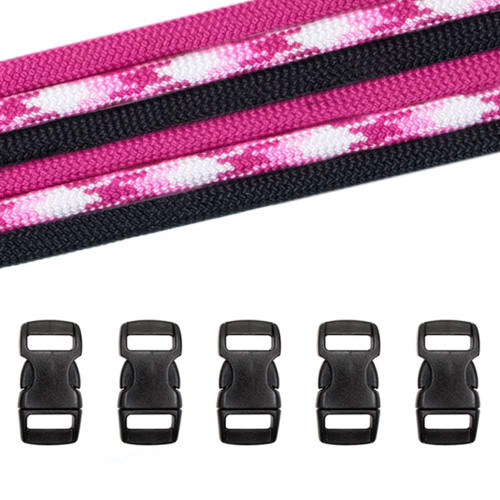 Breast Cancer Awareness Paracord Crafting Kit #5