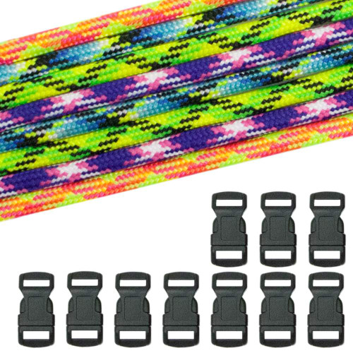 Kids Causes Paracord Crafting Kit #10