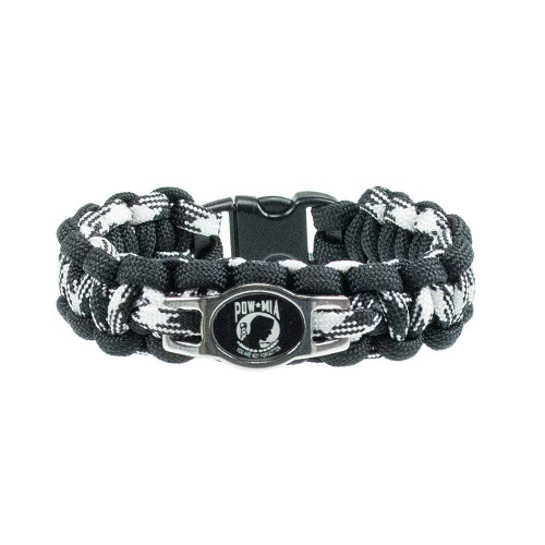 Military & Veterans Bracelet - POW/MIA