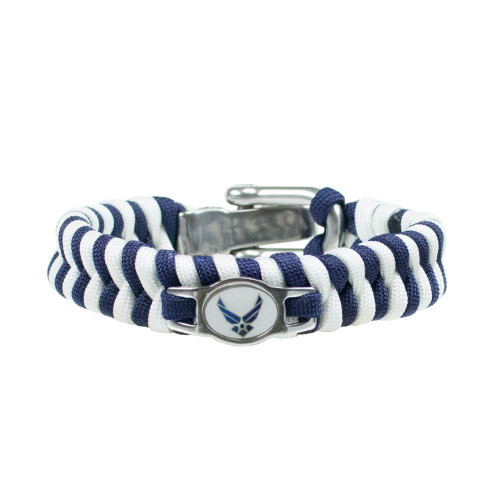 Military & Veterans Bracelet - Air Force