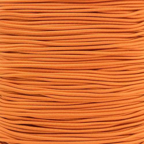 2.5mm Shock Cord Spools - Orange
