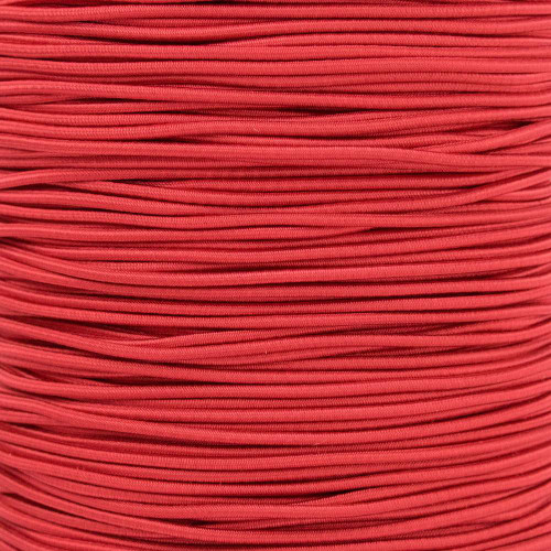 2.5mm Shock Cord Spools - Red