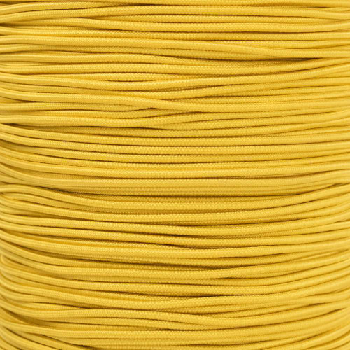 2.5mm Shock Cord - Yellow