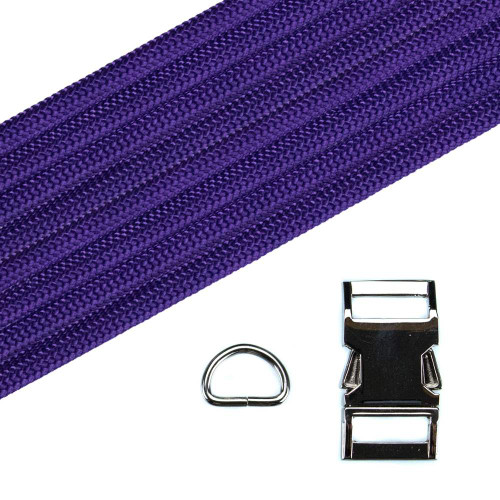 Dog Collar Kit - Acid Purple