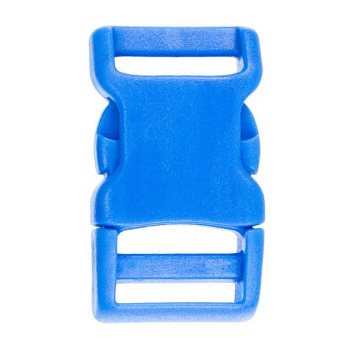 3/4 Contoured Buckle - Blue