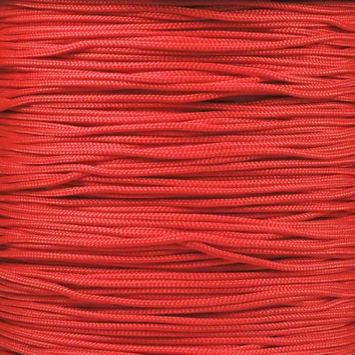 Scarlet Red 95 1-Strand Commercial Grade Paracord
