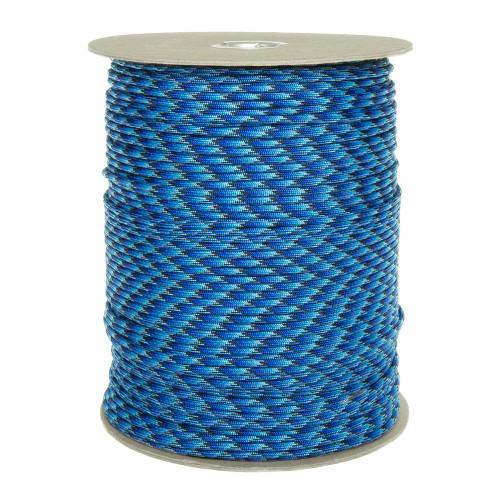 Blue Blend 550 Paracord (7-Strand) - Spools