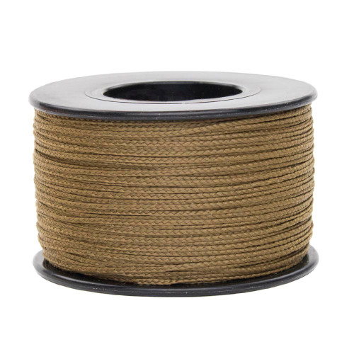 Coyote Tan Nano Cord - 300 Feet