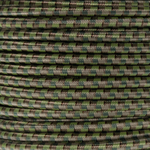 Multi Camo - 1/4 Shock Cord