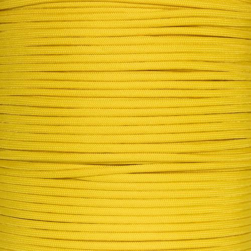 F.S. Yellow 550 Paracord (7-Strand) - Spools
