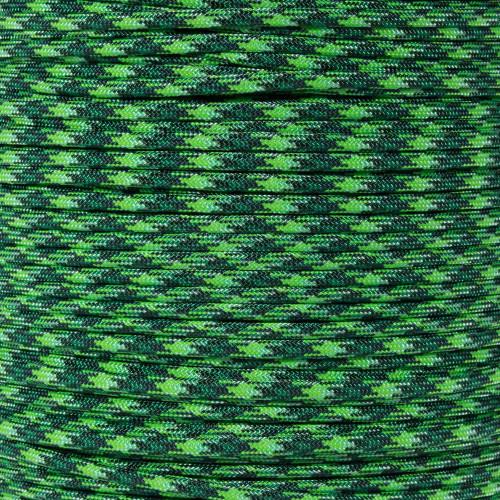 Green Blend 550 Paracord (7-Strand) - Spools