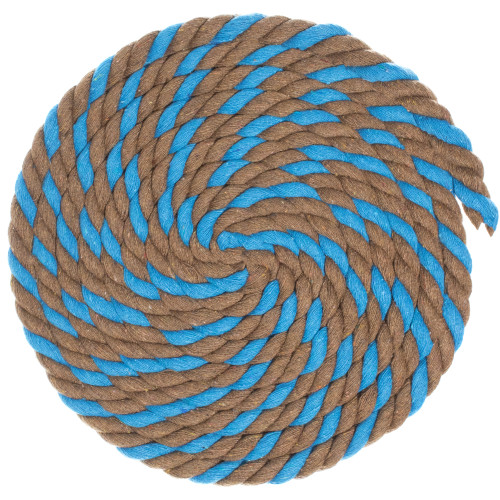 1/2 Twisted Cotton Rope - Cookie Monster