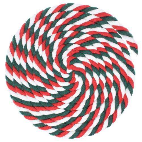 1/2 Twisted Cotton Rope - Jolly