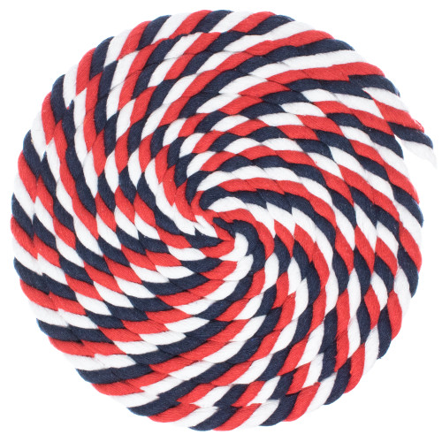 1/2 Twisted Cotton Rope - USA