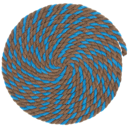 1/4 Twisted Cotton Rope - Cookie Monster