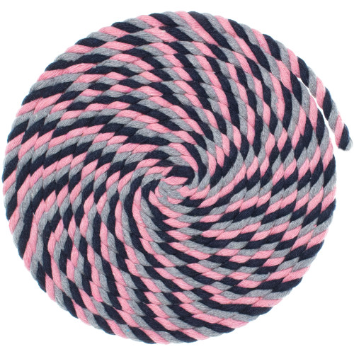 1/4 Twisted Cotton Rope - Dusty