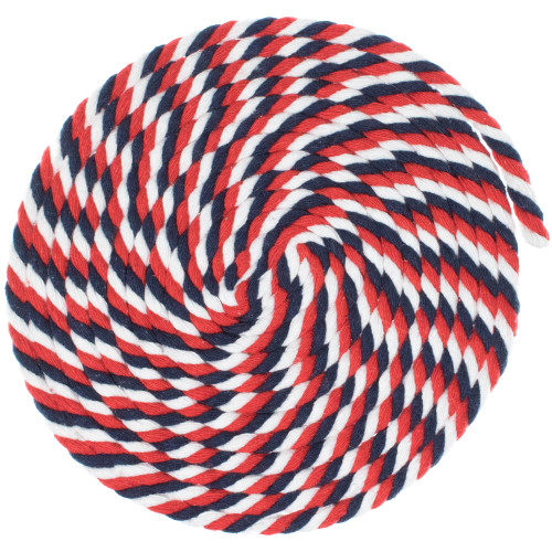 1/4 Twisted Cotton Rope - USA