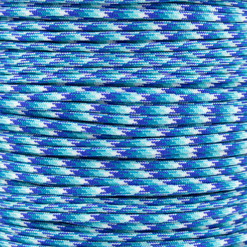 Icy Winter - 550 Paracord - 100 Feet
