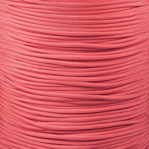 Basic Pink - 550 Paracord - 100 Feet