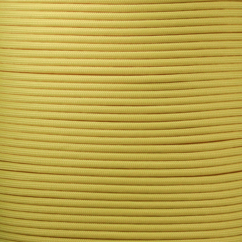Canary Yellow - 550 Paracord - 100 Feet