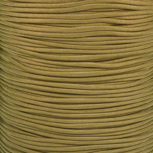 Gold - 550 Paracord - 100 Feet