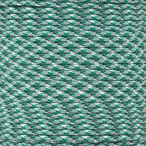 Kelly Green Camo - 550 Paracord - 100 Feet