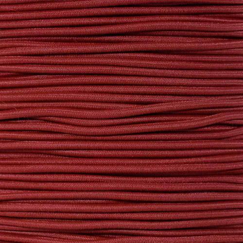 Crimson 1/8 inch Shock Cord - Spools