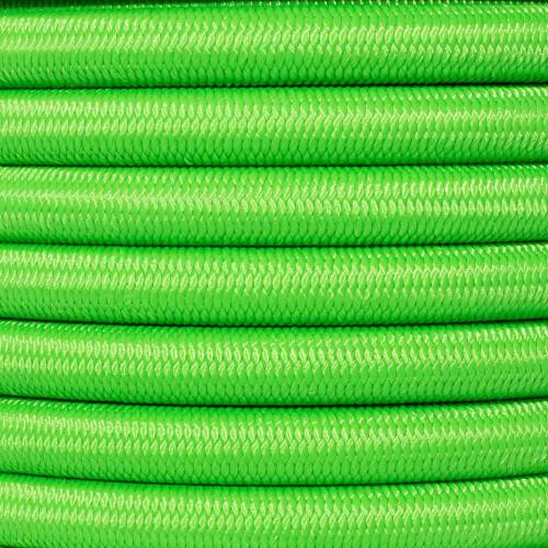 1/2 inch Shock Cord - Neon Green