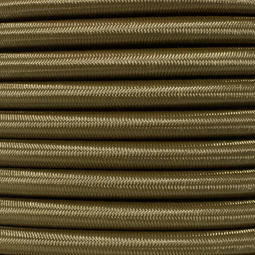 Coyote Brown - 3/8 inch Shock Cord