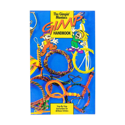 Gimpin Maniac Plastic Lacing Book