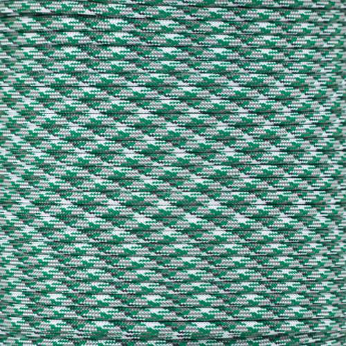 Kelly Green Camo 550 Paracord
