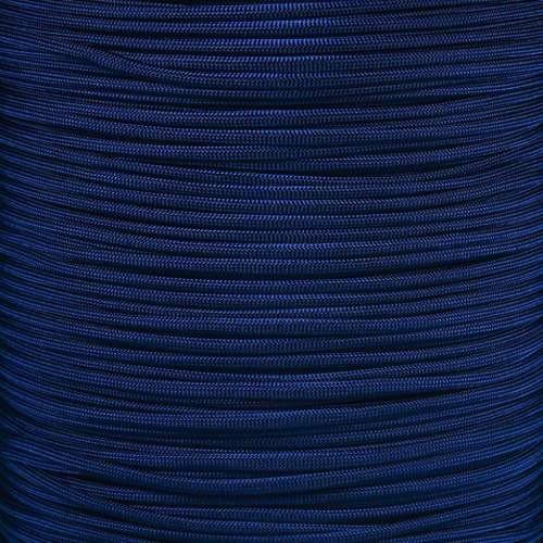 Midnight Blue 550  7-Strand Commercial Grade Paracord