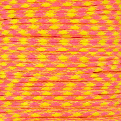 Pink Lemonade 550  7-Strand Commercial Grade Paracord
