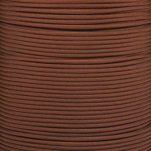 Choc Brown 550  7-Strand Commercial Grade Paracord