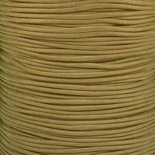 Gold 550  7-Strand Commercial Grade Paracord