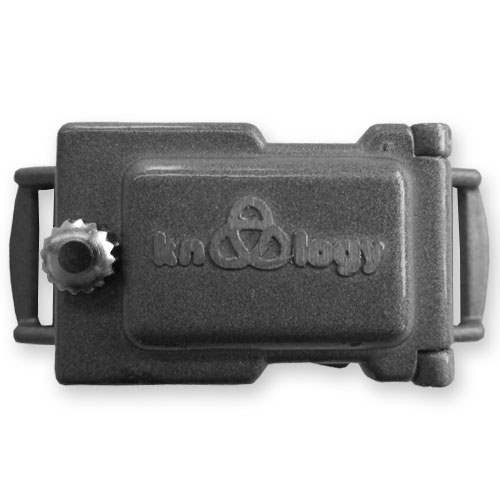 Knottology Guardian Expedition Clasp - Gun Gray