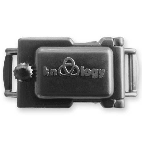 Knottology Guardian Expedition Clasp - Silver