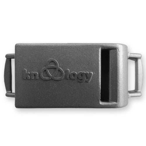 Knottology Banshee Whistle Clasp - Silver
