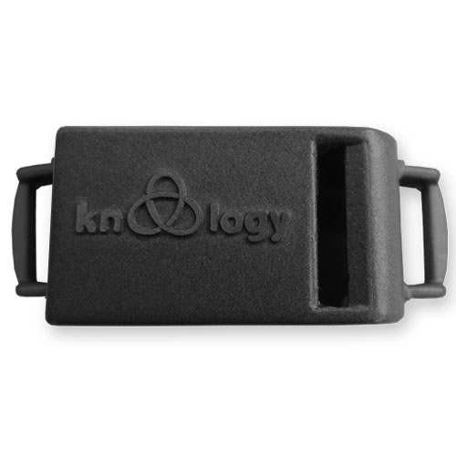 Knottology Banshee Whistle Clasp - Gun Gray
