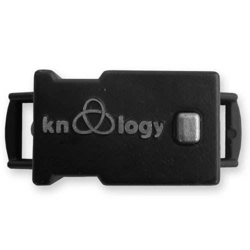 Knottology Illuminator LED Clasp - Black