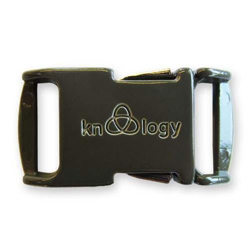 Knottology Nito .5 Buckles - Olive