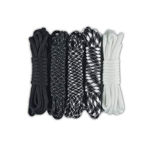 Combo Kit 50' 550 Paracord - Dark
