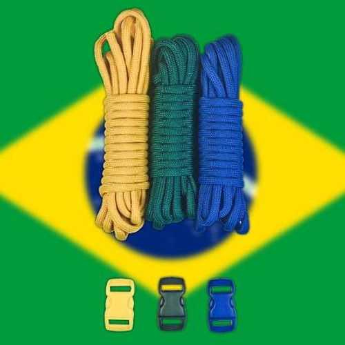 DIY 2014 Soccer Country Kits - Brazil