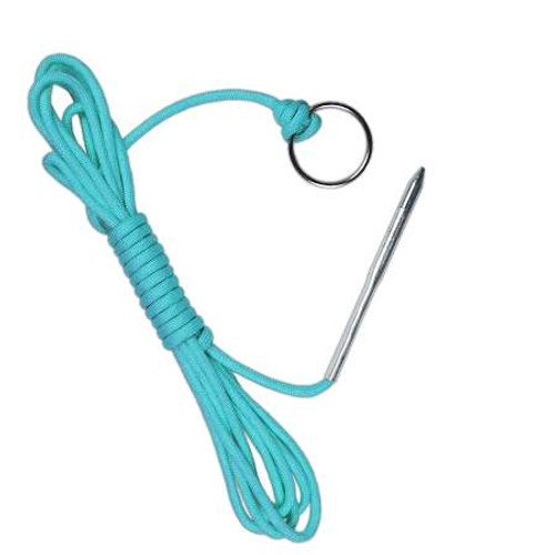"10' Paracord Fishing Stringer - ""Bait"""