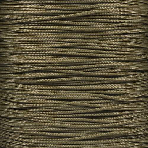 Coyote Brown 95 1-Strand Commercial Grade Paracord