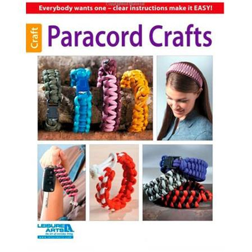 Leisure Arts Paracord Crafts Everybody Wants One - Clear Instructions