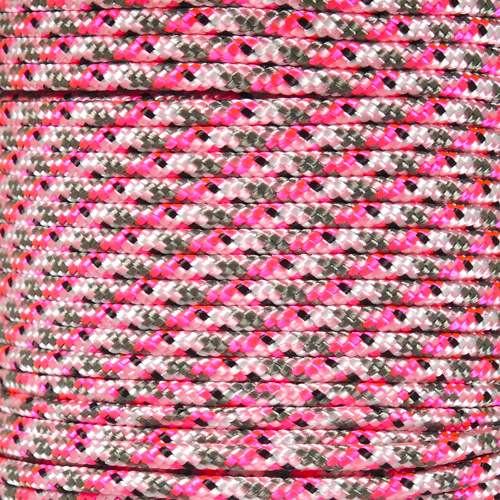 Pretty in Pink Camo 325 Paracord