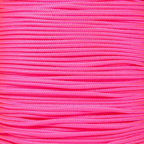 Neon Pink 325 3-Strand Commercial Grade Paracord